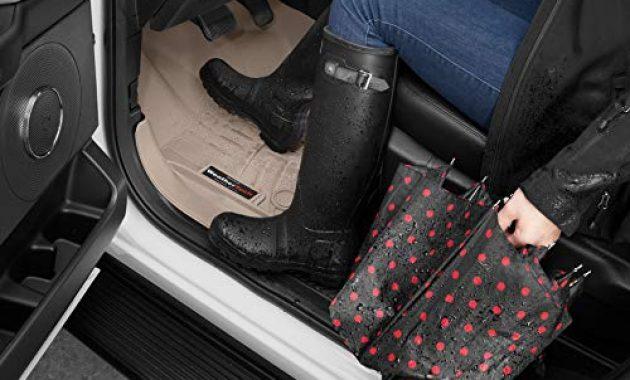 ausgezeichnete weathertech passgenaue fussmatten gummimatten passend fur suzuki s cross 2gen 2013 19schwarz1 reihe floorliner bild