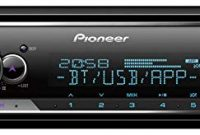 awesome caraudio24 pioneer mvh s510bt aux mp3 usb bluetooth autoradio fur citroen c4 foto