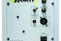 awesome krk rokit 5 g3 se white foto