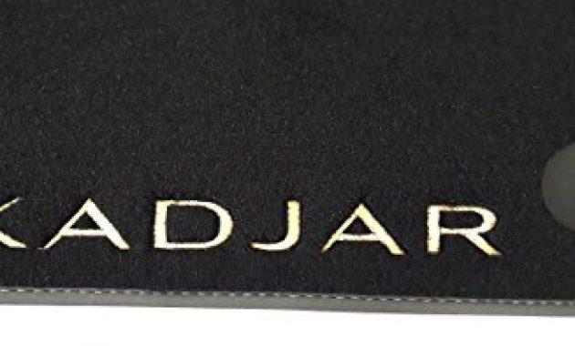awesome original teppichset renault kadjar premium bild