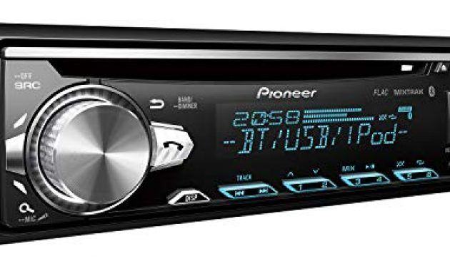 awesome pioneer deh s5000bt 1din autoradio cd tuner mit rds bluetooth mp3 usb aux eingang bluetooth freisprecheinrichtung multi color tastenbeleuchtung arc karaoke mic mixing foto