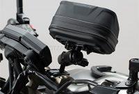 awesome sw motech universal motorrad gps navihandy halter navi pro case l foto