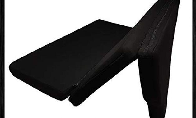 cool bremer sitzbezuge vw t5 t6 multivan multiflexboard inkl matratze bettverlangerung unischwarz bild