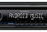 cool caraudio24 kenwood kdc 130ub 1din aux usb mp3 cd autoradio fur hyundai tucson 2005 2010 foto