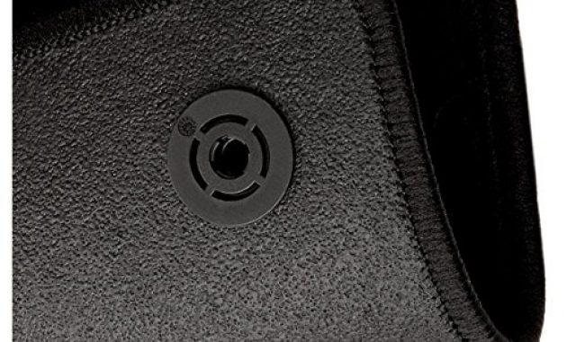 cool carfashion 281872 starlight passform auto fussmatten tuft velour automatte polyamid velours fussmatte in schwarz schwarze hochglanz kettelung 4 teiliges auto fussmatten set mit mat foto