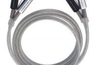 cool oehlbach silver express plus 100 plattenspieler phono audio cinchkabel set zusatzliche masseleitung spofc 2 fach schirmung 1 m silber bild