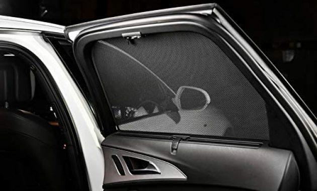 cool satz car shades kompatibel mit opel meriva 5 turer 2010 bild