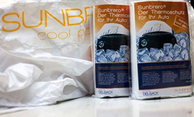cool sunbrero sonnenschutz abdeckung hitzeschutz haube furs auto um das starke erhitzen des innenraumes zu verringern grosse x 25 m lang 225 m breit bild