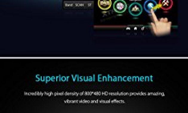 cool xtrons 62 hd tft touchscreen double din autoradio auto naviceiver dvd player unterstutzt dab gps navigation bluetooth50 2din rds lenkradfernbedienung windows ce foto