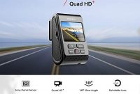 erstaunlich 2019 neue versionviofo a119 v3 dashcam autokamera 2560x1600p quad hd imx355 5mp sensor auto kamera 140 grad weitwinkel gepuffert parkmodus gps logger bewegungserkennung g sen bild