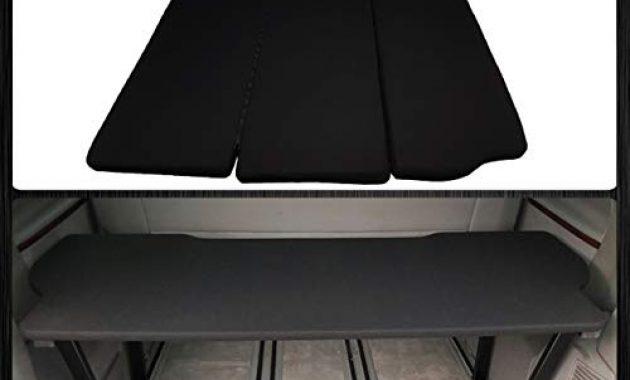 erstaunlich bremer sitzbezuge vw t5 t6 multivan multiflexboard inkl matratze bettverlangerung unischwarz bild