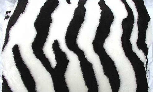 erstaunlich heimsch sitzbezug muster zebra dickes plusch 9 teiliges komplettset bild