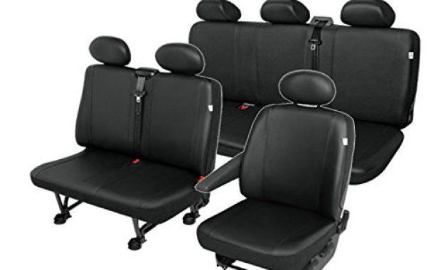 erstaunlich kunstleder sitzbezuge sitzschoner set 6 sitzer robuste und pflegeleichte eco leder massgeschneidert wird ab 02052017 in dieser form angeboten bild