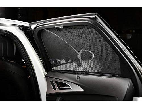 erstaunlich satz car shades kompatibel mit a4 b5 avant 1996 2001 foto