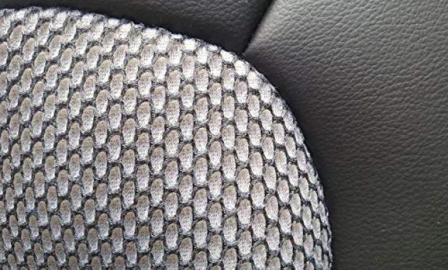 erstaunlich topcar athens zwei auto sitzbezuge aus synthetischem und kunstleder kompatibel mit smart fortwo 451 100 passgenau auto sitzbezuge schwarz grau foto