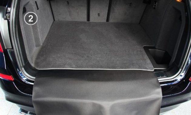 erstaunlich tuning art 2903 kofferraummatte 3 teilig ruckbankschutz ladekantenschutz bild
