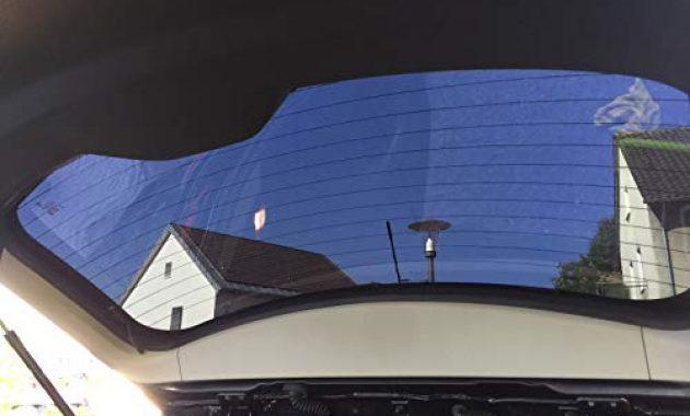 erstaunliche auto sonnenschutz fertige passgenaue scheiben tonung sonnenblenden keine folien vorsatzscheiben dacia sandero stepway ab 13 bild