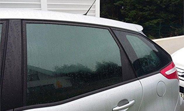erstaunliche auto sonnenschutz fertige passgenaue scheiben tonung sonnenblenden keine folien vorsatzscheiben fiat 500 ab bj07 foto