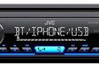 erstaunliche caraudio24 jvc kd x351bt aux usb bluetooth mp3 autoradio fur bmw 3er e46 profiversion rundpin bild