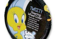 erstaunliche looney tunes tweety lenkradschoner auto lenkradbezug aus usa bild