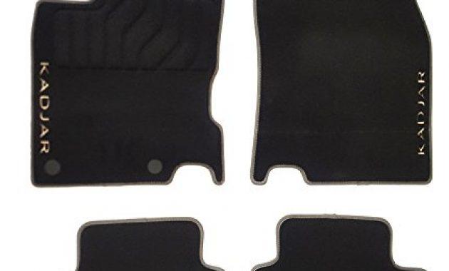 erstaunliche original teppichset renault kadjar premium bild