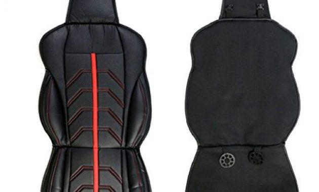 erstaunliche sharplace sanfte auto sitzbezuge inkl autositz und kopfstutze bezuge fur kfz lkw schwarz bild