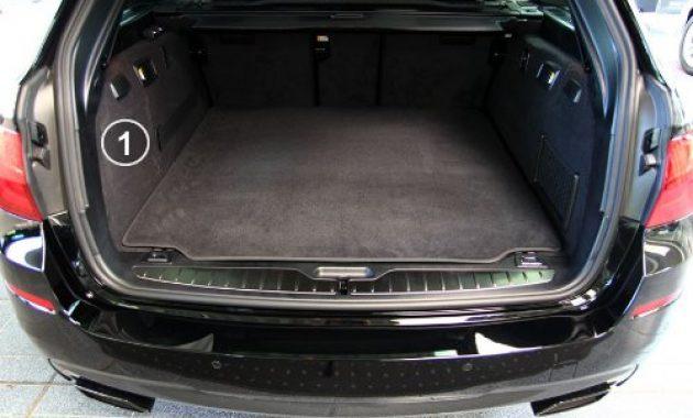 erstaunliche tuning art 2901 kofferraummatte 3 teilig ruckbankschutz ladekantenschutz bild