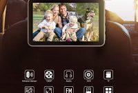 fabelhafte 101 kopfstutze dvd player auto 1080p hd dvd player tragbare mit touchkey automatik top lade antrieb unterstutzt cddvd usbtfmp4 sync wiedergabe foto