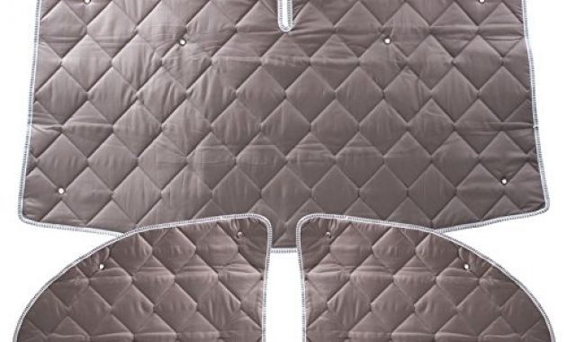 fabelhafte deiwo thermomatte fur fahrerhaus fur vw t4 alle modelle baujahr 1990 2003 bild