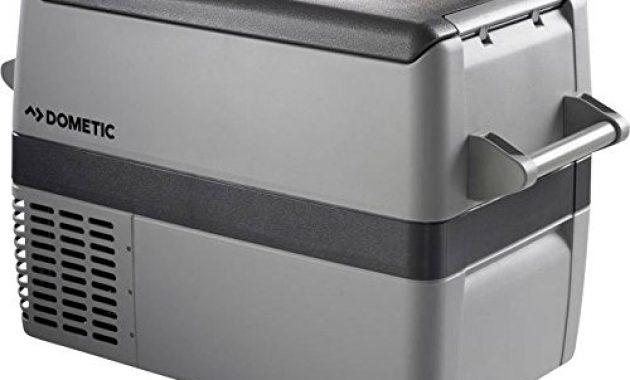 fabelhafte dometic 9600000603 kuhlbox und gefrierschrank grauschwarz 37 l vom hersteller eingestellt bild