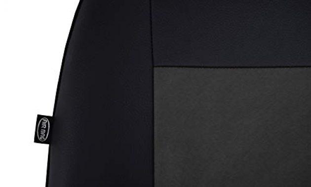 fabelhafte ejp unico premium autositzbezuge sitzbezuge schonbezuge set passend fur navara np300 d40 hier farbe grau foto