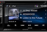 fabelhafte kenwood ddx318bt doppel din 157 cm dvd moniceiver mit bluetooth freisprecheinrichtung soundprozessor spotify control mp3 aac flac 4x50 watt schwarz bild