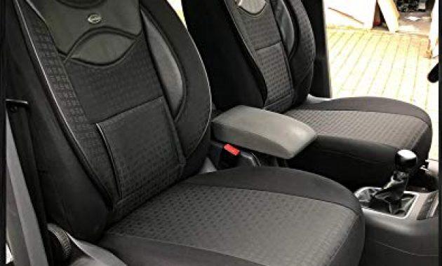 fabelhafte mass sitzbezuge kompatibel mit mercedes b klasse w245 fahrer beifahrer farbnummer 128 bild