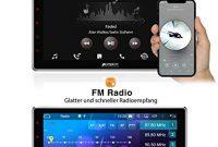 fabelhafte pumpkin android 90 autoradio moniceiver 4gb 8 core mit navi 101 zoll bildschirm unterstutzt bluetooth dab usb android auto wifi 4g microsd 2 din universal foto