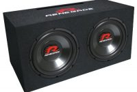 fabelhafte renegade rxv1002 round 2 way 1000 w car speaker car speaker 2 way 1000 w 500 w 4 ohm 92 db 645 mm bild