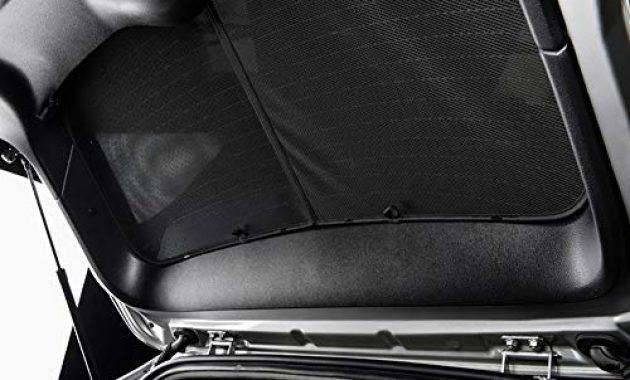 fabelhafte satz car shades kompatibel mit ford galaxy 2006 2015 bild