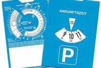 fabelhafte unbekannt europa parkscheibe parkuhr mit benzinrechner ruckseite neutral ohne werbung 100 foto