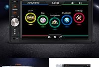 fabelhafte xtrons 62 hd tft touchscreen double din autoradio auto naviceiver dvd player unterstutzt dab gps navigation bluetooth50 2din rds lenkradfernbedienung windows ce bild