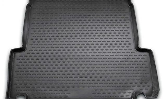 fantastische ad tuning tm12005 fm11007 tpe gummi kofferraumwanne fussmatten set foto