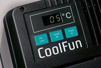 fantastische dometic waeco 9105303377 coolfun ck 40d hybrid kompressor thermoelektrische kuhlbox fur 12 und 230 volt a foto