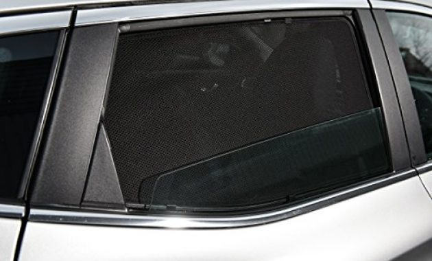 fantastische fahrzeugspezifische sonnenschutz blenden komplett set az17002417 bild