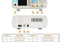 fantastische kkmoon digital dual kanal dds funktion signal generator1hz 100 mhz frequenzmesser funktionsgeber funktionsgenerator von sinus dreieck quadrat sagezahn pulswelle 15 mhz 2 foto