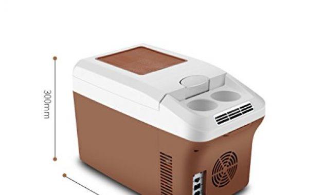 fantastische menudown auto kuhlschrank portable mini kuhlschrank 15l hohe kapazitat speicher isolierung tragbaren elektrische kuhlbox 12v 24v 220 230v kuhl heizfunktion autohaus12v 24v foto