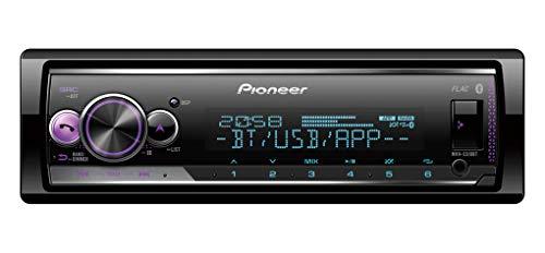 fantastische pioneer electronics mvh s510bt autoradio vario color bild