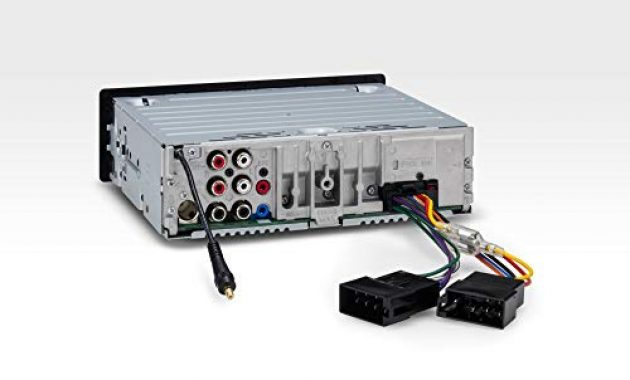 fantastische sony mex n7300kit dab autoradio mit cd dual bluetooth usb und aux anschluss bluetooth freisprechen 4 x55 watt 3x preout extra bass vario color foto