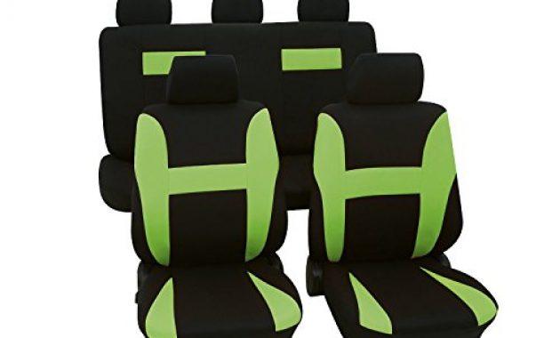 grossen ecoclass neongrun02 schonbezug autositzbezug foto