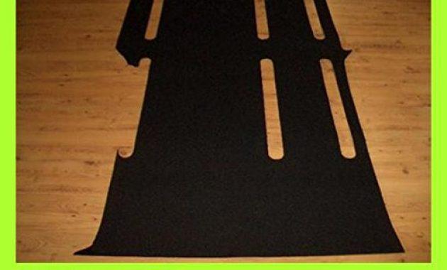 grossen gumteppich fur vito w639 lang 9 sitzer ohne schienensystem 391 bild