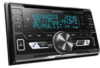 grossen kenwood dpx 5100bt doppel din receiver mit bluetooth und ipodiphone steuerung schwarz foto