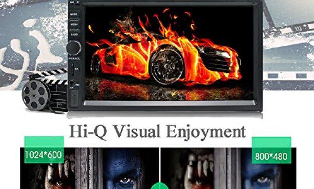 grossen kkxxx s1 plus android autoradio 2 gb ram 32 gb rom gps navigation autoradio am fm 7 zoll 2 din head unit freisprechanrufe unterstutzen den dvr eingang der kamera bild