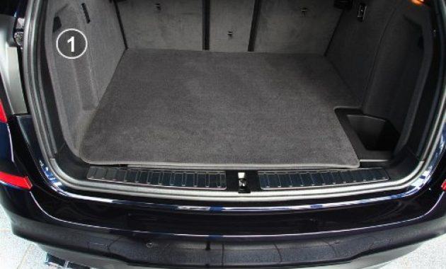 grossen tuning art 2903 kofferraummatte 3 teilig ruckbankschutz ladekantenschutz foto